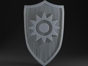 Paladin of the Sun Shield