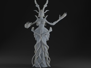 Zuggtmoy Remixed High Poly