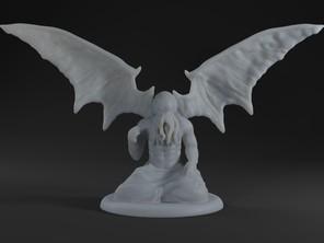 Winged Cthulhu
