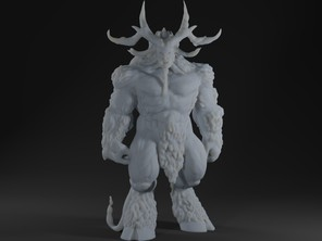 Baphomet the Horned King
