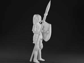 Elf Spear Maiden