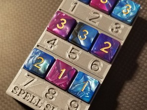 DnD Spell Slot Tracker