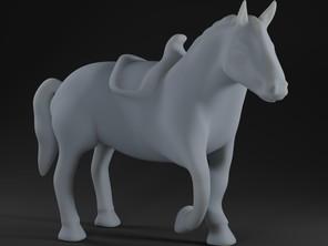 Horse - War Horse