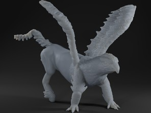Hippogriff (Hippogryph)