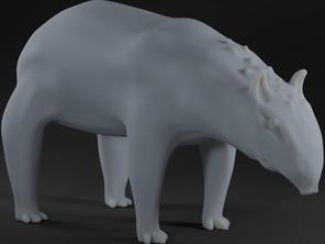 Tapir - Riding Tapir