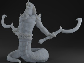 Yuan-Ti Warrior