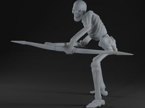 Undead Skeleton Archers