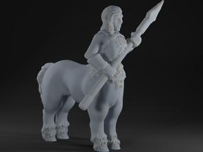Centaur Spearmaiden