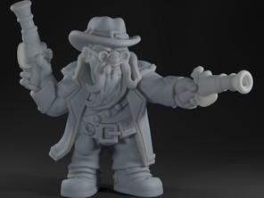 Dwarf Gunslinger