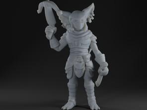 Goblin Rogue Crossbow