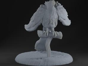 Phoenix - Action Pose