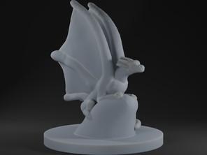 Faerie Dragon familiar