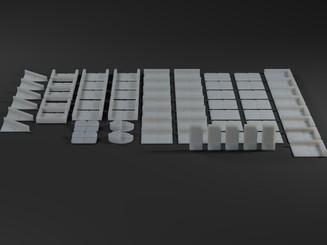 Wyvern Tiles Starter Set
