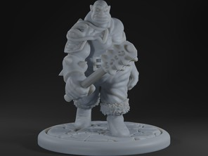 Ogre Gladiator
