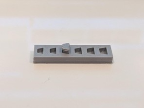Miniature Post and Slot Tolerance Test