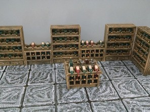 Wine Cellar Accessories
