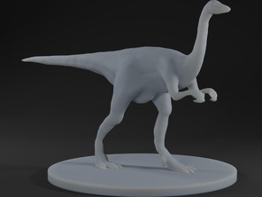 Gallimimus Mount
