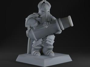 Dwarf IronDrake