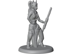 Tabaxi By M3dm Make Tabletop Tabaxi tend toward chaotic alignments, as they let impulse and fancy guide their decisions. tabaxi by m3dm make tabletop