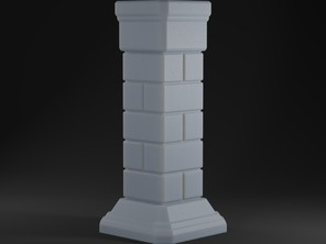 Stone Pillars for Gloomhaven