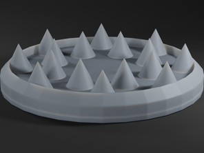 25mm Spikes