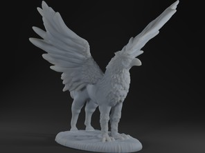 Hippogriff - Casual Pose