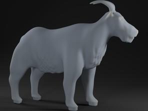 Goat - Giant Goat