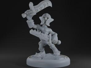 Goblin Gladiator