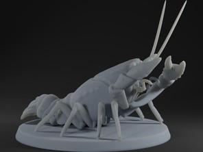Giant Crayfish (50mm)