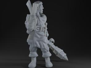 Elf Fighter