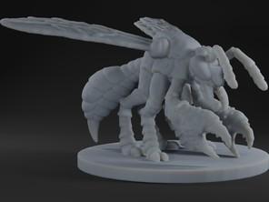 Martian Mutant Wasp