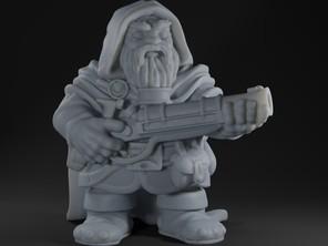 Dwarf Rifleman