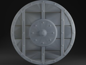 Animated Shield / Flying Shield