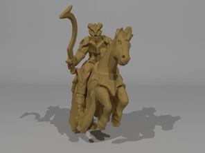 Demonic Horsemen / Hellequin