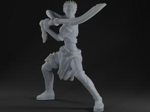 Morgianna the Bladedancer
