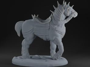 War Horse - Casual Pose