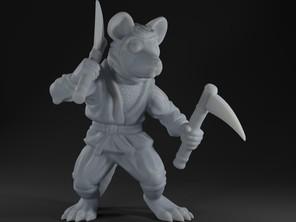 Ratfolk Ninja