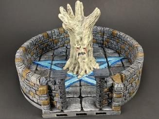 Dungeon Stone Spirit Shrine