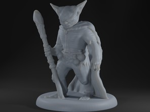 Goblin Caster