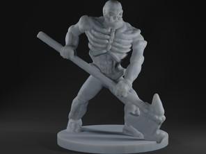 Orc Skeleton