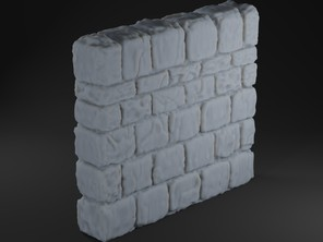 OpenForge Dungeon Stone Walls