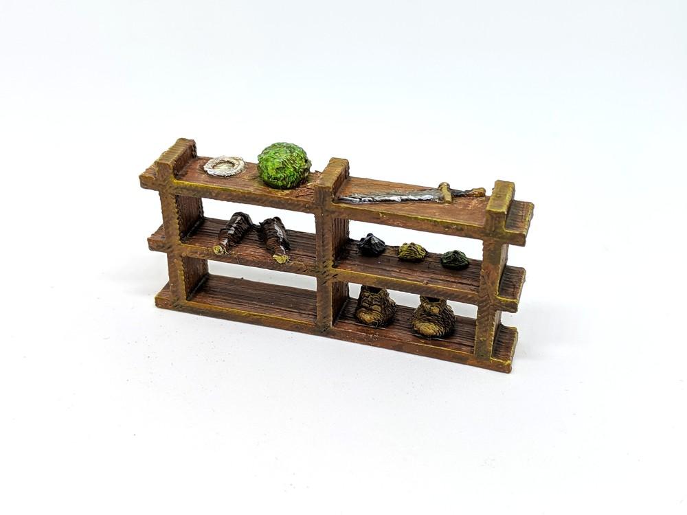 Shelf for Gloomhaven (Remix)