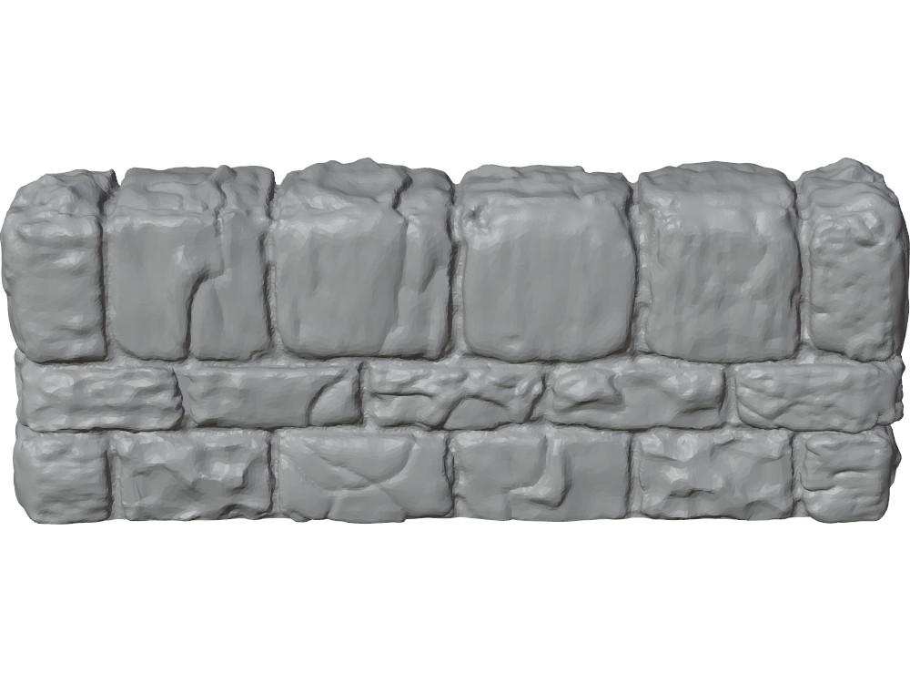 OpenForge Dungeon Stone Walls