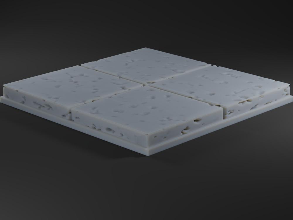 OpenForge Cut Stone Floor
