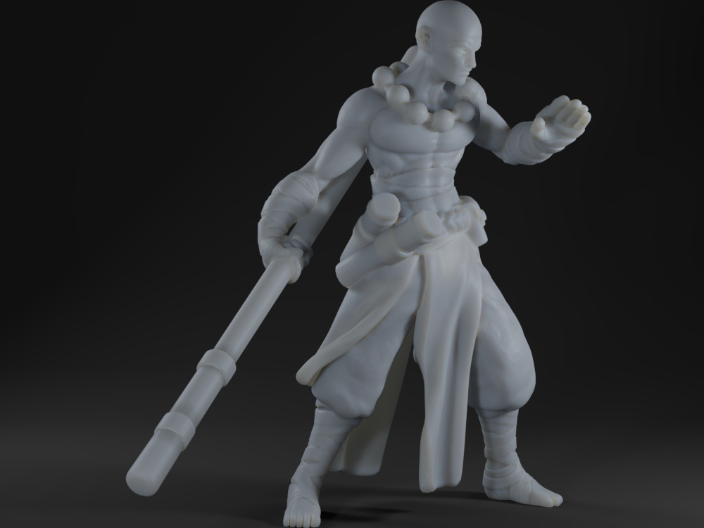 Goliath Monk