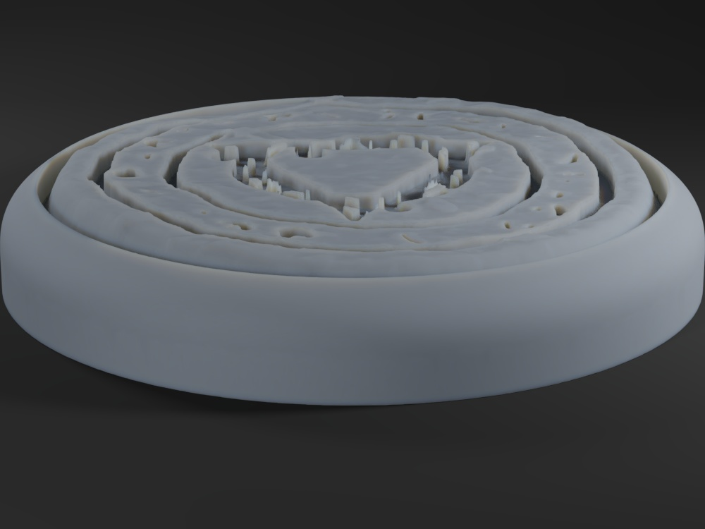 25mm Magic Circle