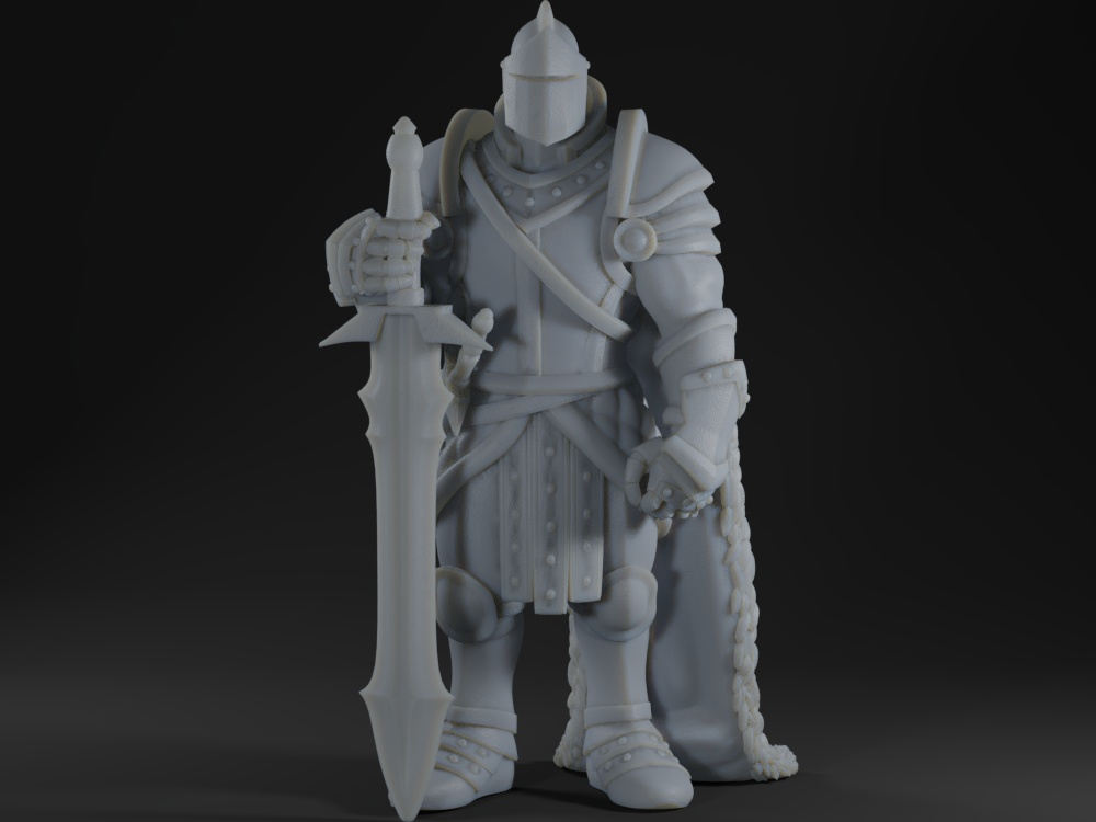Armored Fighter / Knight