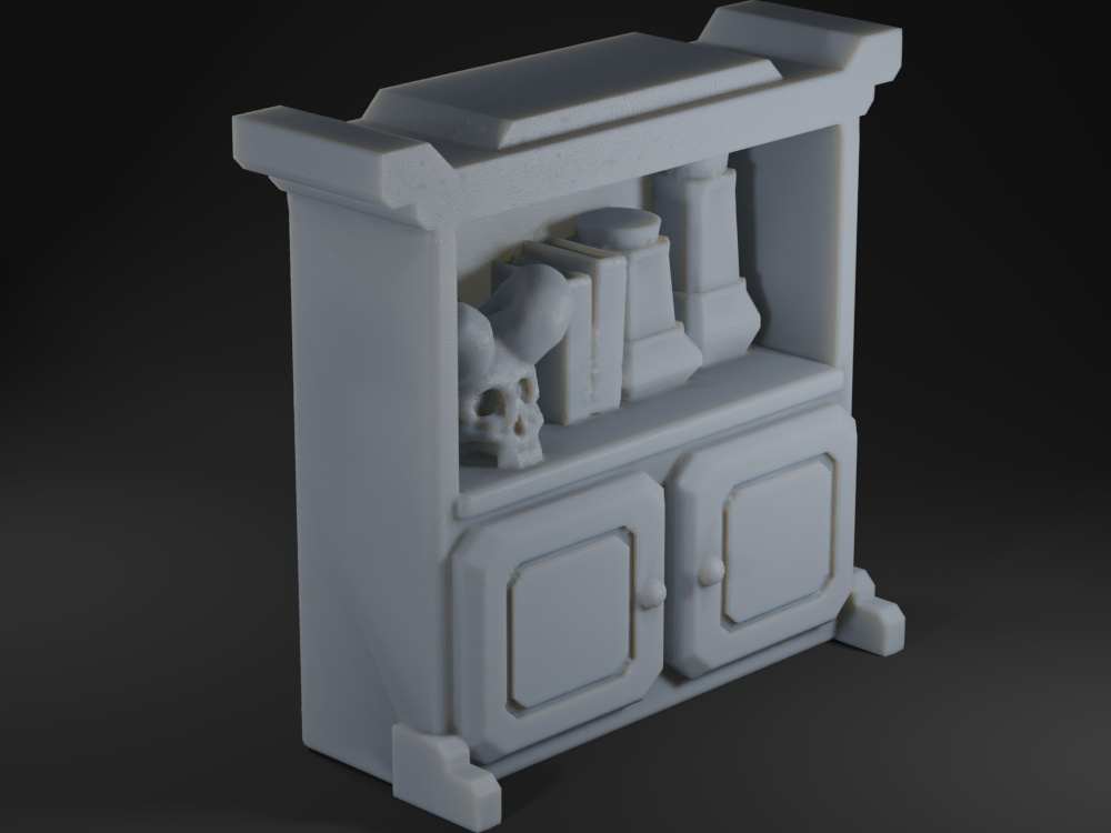 Cabinet for Gloomhaven (Remix)