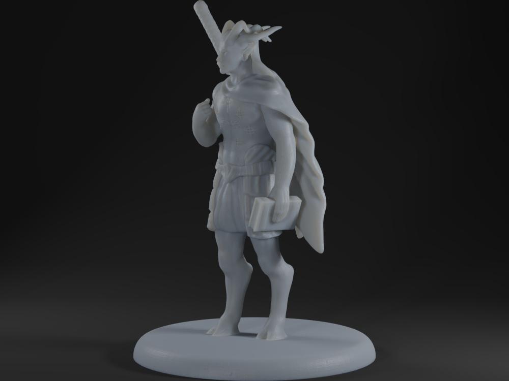 Elven Minotaur