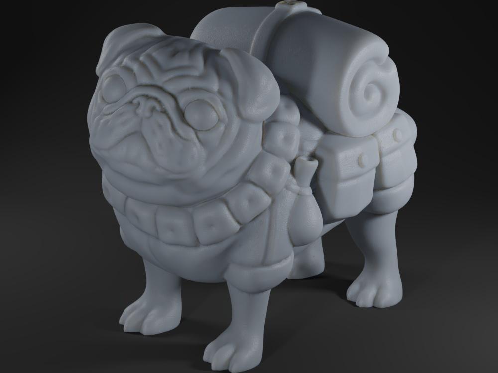 Pack Pug